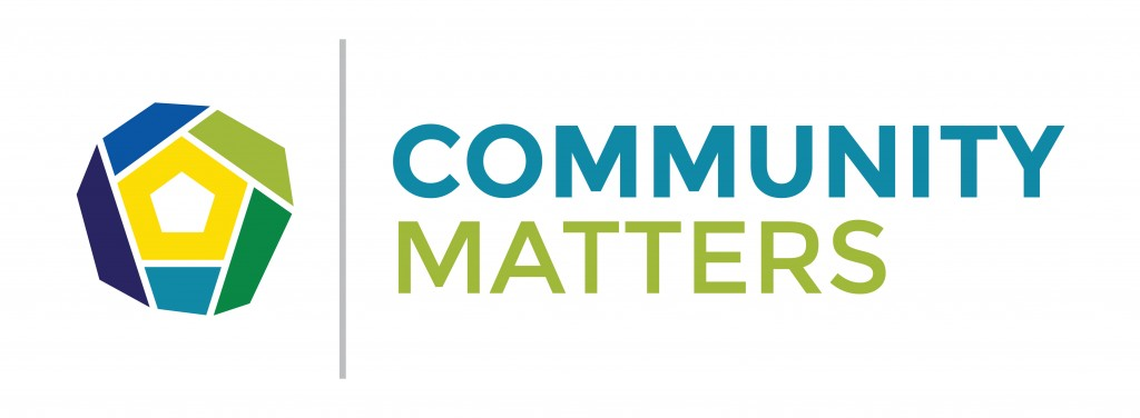 Community Maters - New Logo